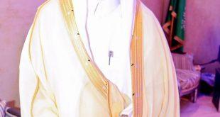 الشيخ طلال بن وصل أبن غنيم يرفع اسمي ايات التهاني باليوم الوطني للمملكة ٨٩ همة حتي القمة 1441 هجري
