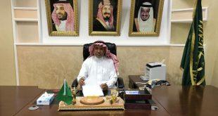 محافظ أملج يستقبل رئيس بلدية محافظة أملج المكلف نزال بن سليمان العطوي