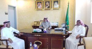 محافظ أملج زياد البازعي يتفقد مستشفى أملج العام