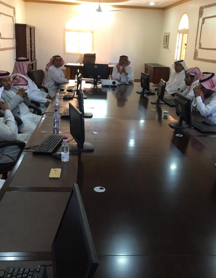 المجلس البلدي بأملج يعقد جلستة لأنتخاب الرئيس والنائب