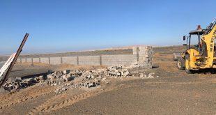 إزالة تعديات بمركز الحسي بمحافظة املج