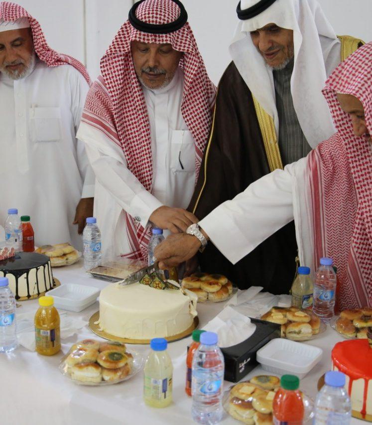 جمعية الحسي الخيرية الفرعية تدشن مقرها الجديد بأملج