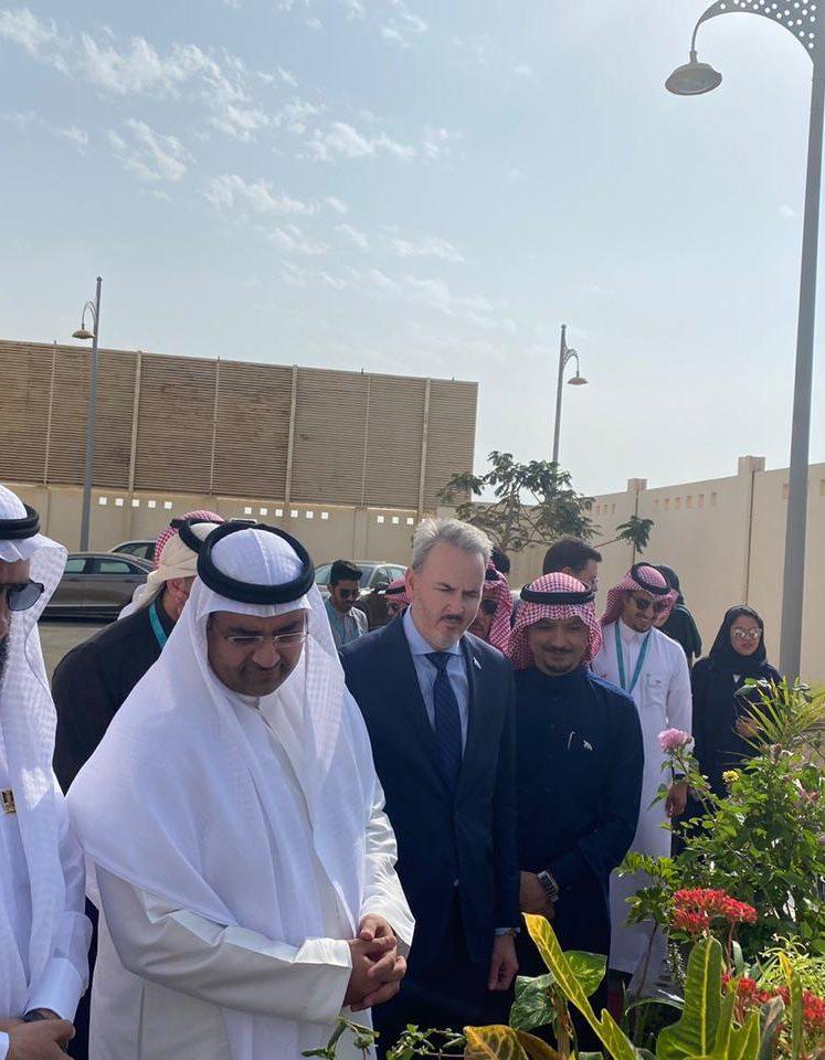 """مشتل مشروع البحر الأحمر يتجهز لاستقبال """"45"""" موظفاً من أبناء المنطقة"""