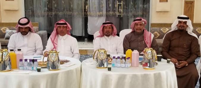 وكيل محافظة املج مسعود الجهني يرعى ملتقى الجمعيات الاول