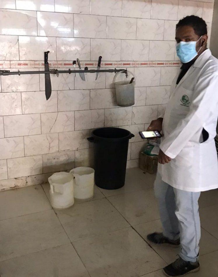 بلدية أملج تكثف جهودها الرقابية للحد من انتشار فيروس كورونا