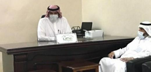 محافظ أملج يتابع أعمال الجمعيات الخيرية شمال محافظة أملج لدعم المستفيدين
