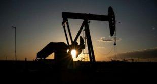 """أسعار النفط تسجل انخفاضًا و""""برنت"""" دون 34 دولارًا للبرميل"""