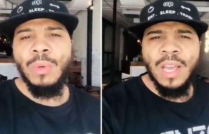 """فيديو.. مغني راب أمريكي بعد مقتل """"فلويد"""": هذا الفارق بين الشرطة السعودية والأمريكية"""
