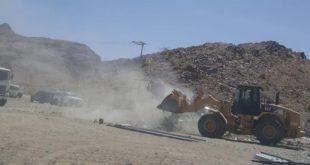 لجنة التعديات الشبحة تزيل تعديات بالشبحة والرويضات محافظة أملج