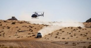 """""""عقوبة زمنية"""" تُعيد المتسابق السعودي """"ابن سعيدان"""" إلى المركز التاسع في رالي داكار"""