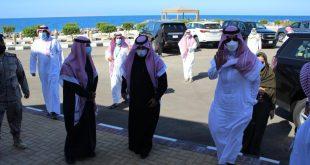 محافظ أملج يلتقي سمو وكيل وزارة السياحة