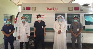 مستشفى أملج العام يطلق حملة التبرع بالدم بالتعاون مع الدفاع المدني بـ أملج